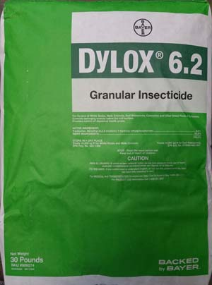 Dylox sold by the professionals at Delaware Valley Turf in Bryn Mawr PA