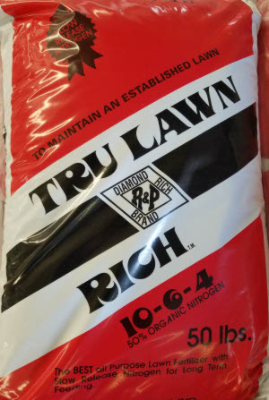 10-6-4 fertilizer sold by the specialists at Delaware Valley Turf in West Chester PA