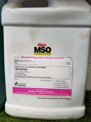 MSO sold by the professionals at Delaware Valley Turf in Bryn Mawr PA
