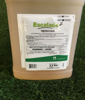 Escalade herbicide sold by the specialists at Delaware Valley Turf in West Chester PA