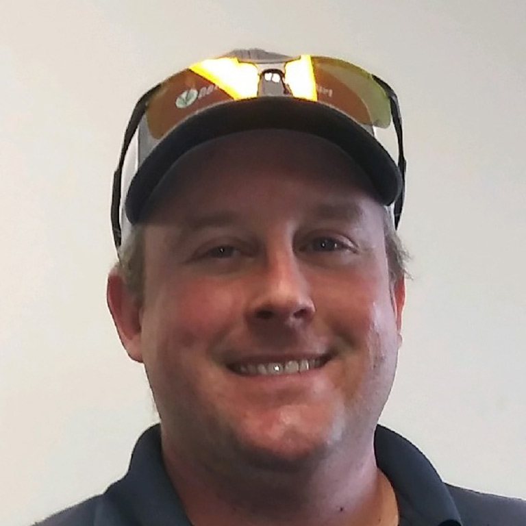 Mike Brinton- Turf Technician at Delaware Valley Turf