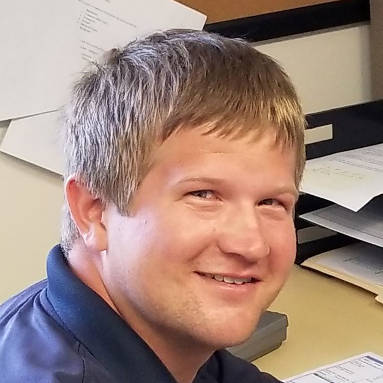 Mike Stranix- account manager & team leader of Delaware Valley Turf