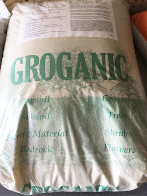 Groganic fertilizer product