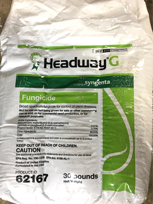 Headway G sold by the experts at Delaware Valley Turf in Wayne PA