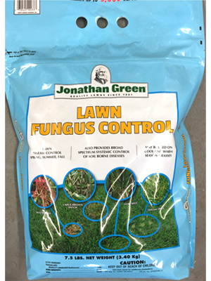 Lawn Fungus Control sold by the professionals at Delaware Valley Turf in Bryn Mawr PA