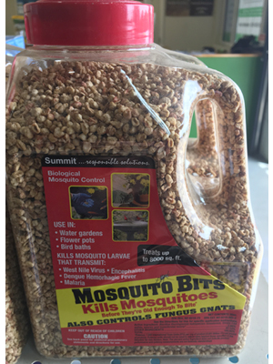 Mosquito Bits sold by the professionals at Delaware Valley Turf in Bryn Mawr PA