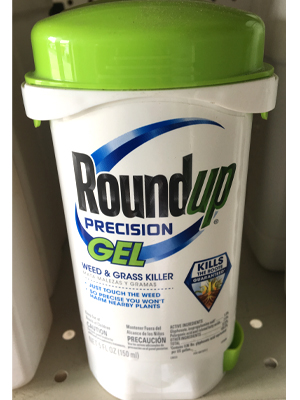 Roundup Gel sold by the experts at Delaware Valley Turf in Wayne PA