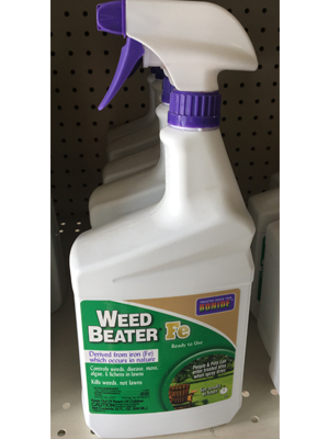 Weed Beater sold by the specialists at Delaware Valley Turf in West Chester PA